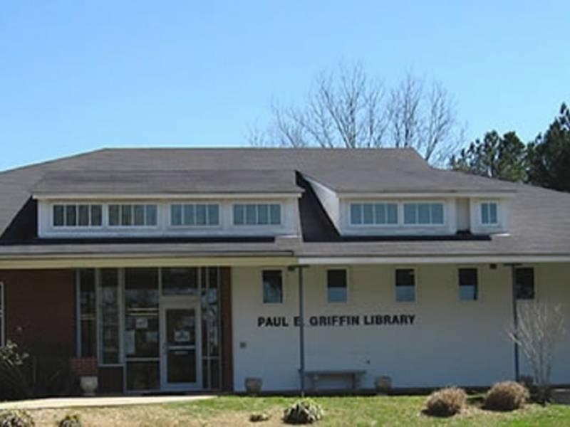Camden Public Library Photo Location