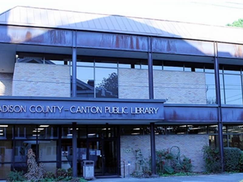 Canton Public Library Photo Location