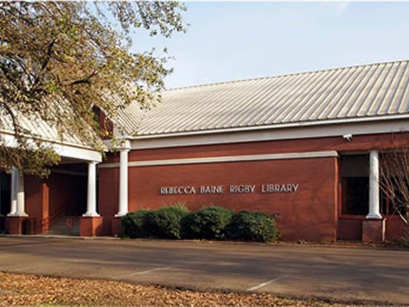 Madison Public Library Photo Location