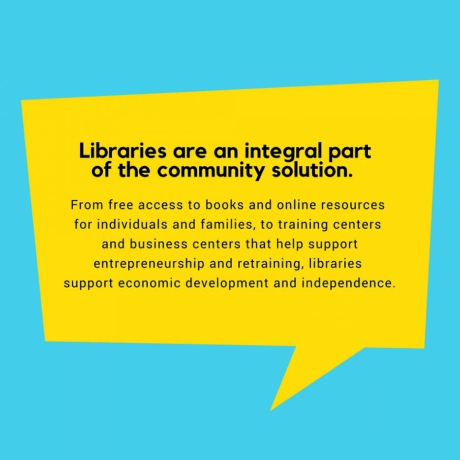 Libraries and Community