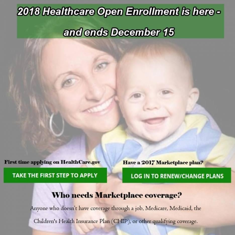 Open Enrollment CHRIS ADDED